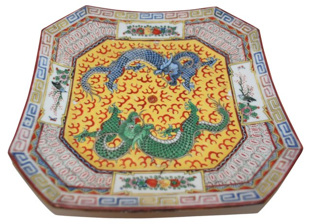 Dragon Plates, S/9