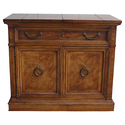 Bernhardt Server w/ Marble Top