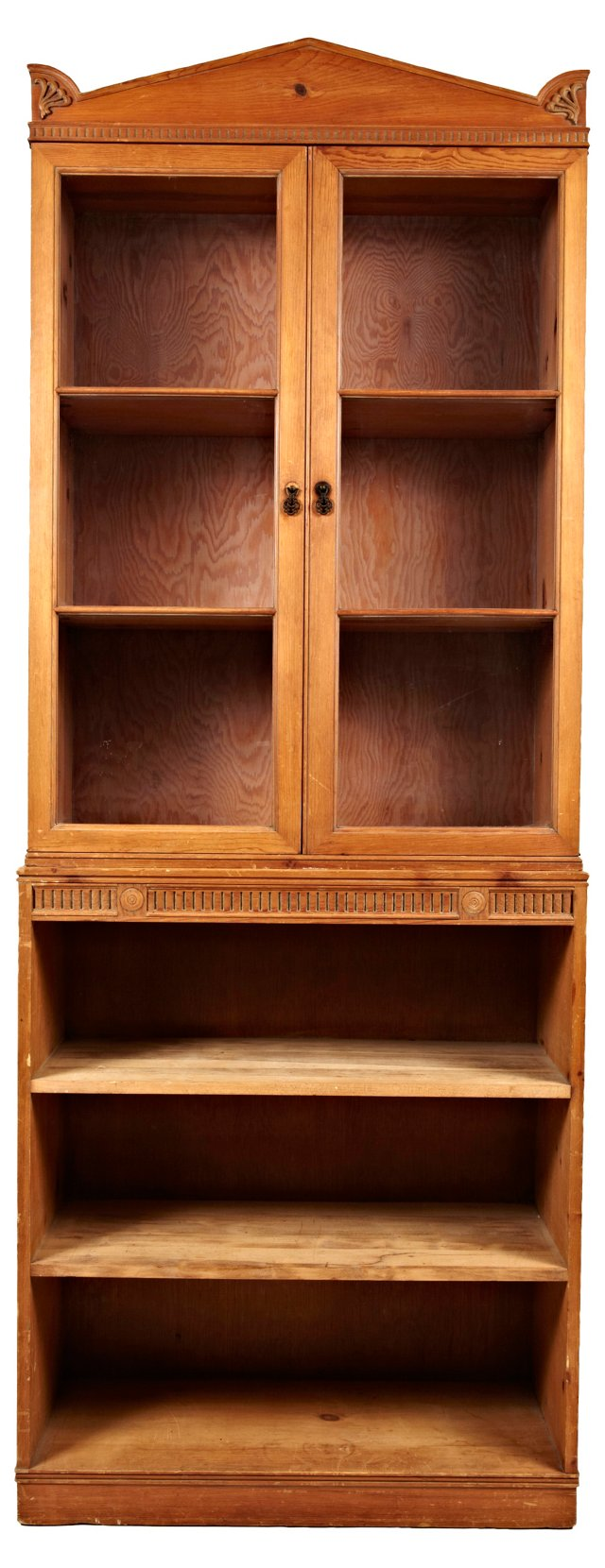 Neoclassical-Style Bookcase