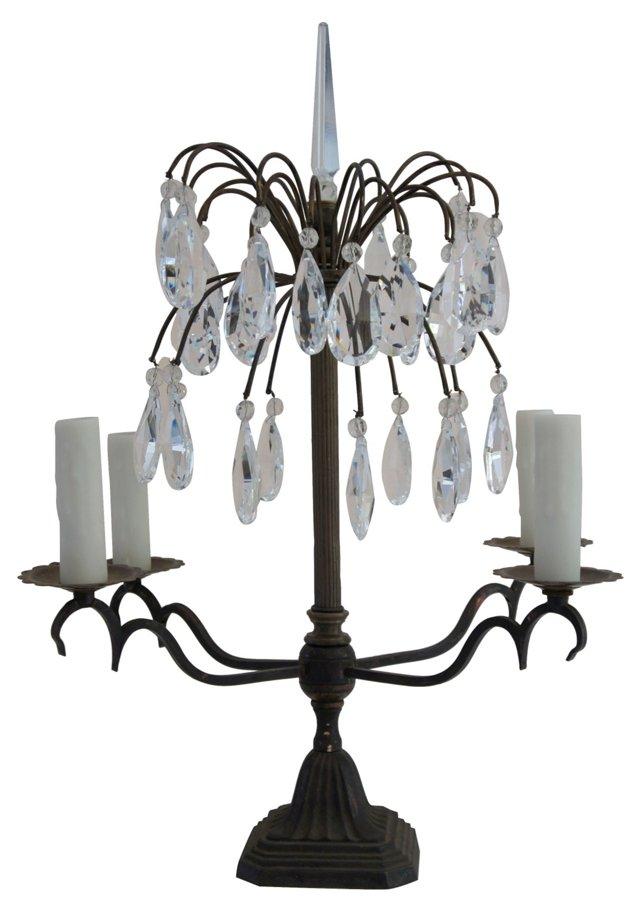 Candelabra Lamp