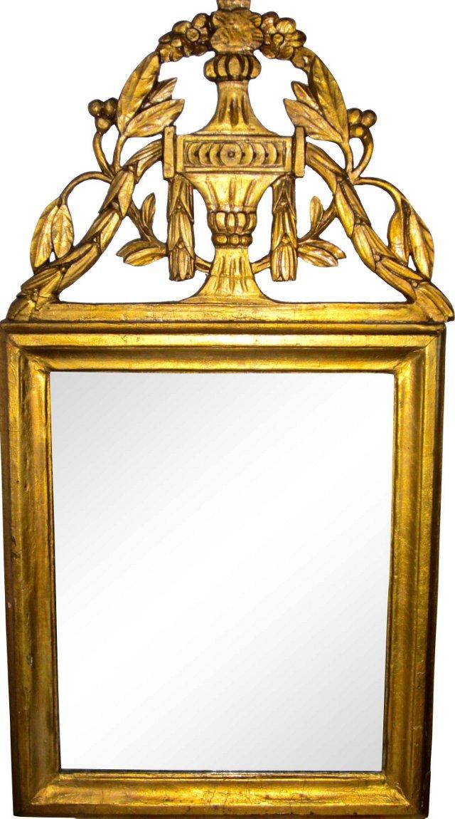 19th-C. Italian Neoclassical Mirror