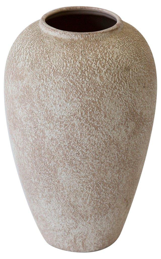 Royal Haeger Stoneware Vase
