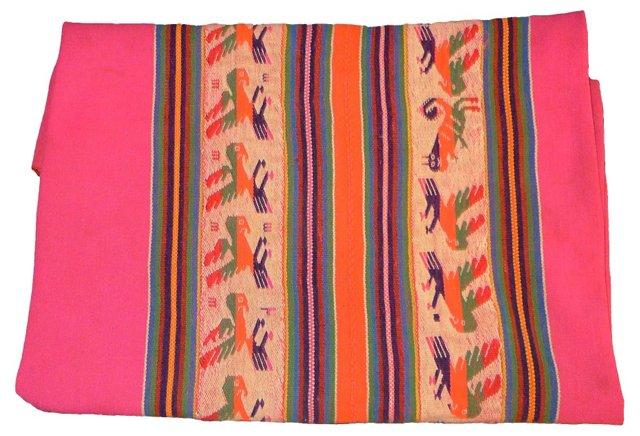 1970s   Peruvian Textile