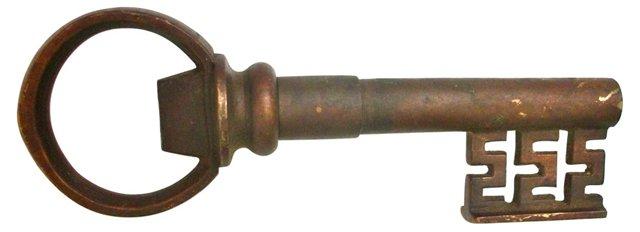 Greek-Key Corkscrew