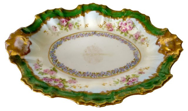 French Limoges Catchall