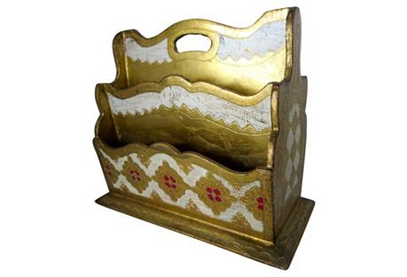 Florentine Letter Box