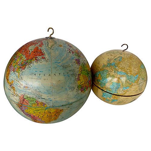 Hanging Globes, S/2
