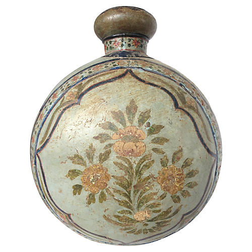 French Tole Urn