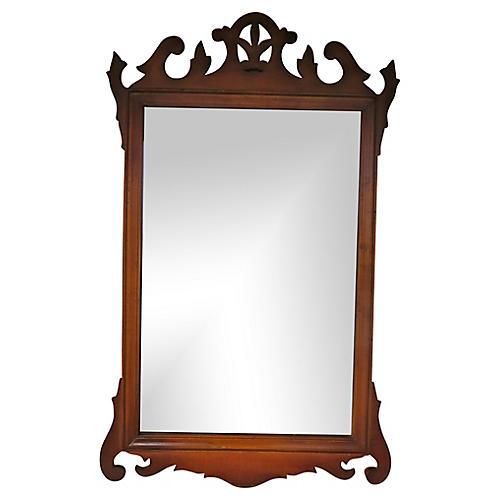 English Wall Mirror