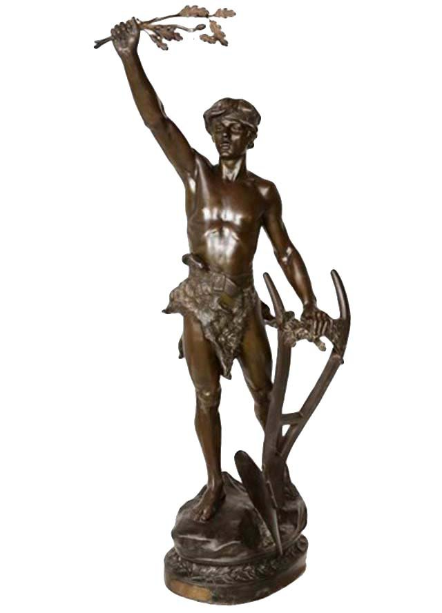 L. Domenech Petite Bronze
