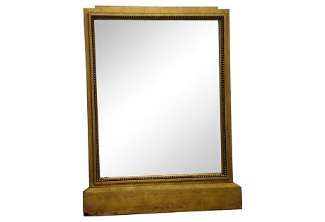 French Louis XVI-Style Mirror