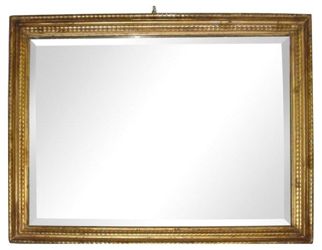 1830s Italian Louis Philippe Mirror