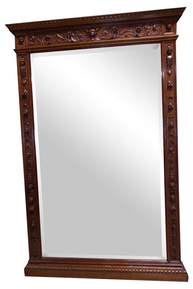 Italian Floor-Length Mirror