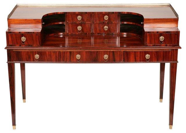 English  Sheraton-Style Desk