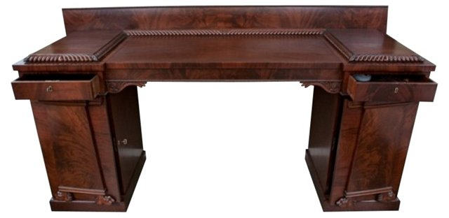 French Neoclassical-Style Sideboard