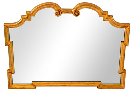 Gilt Mirror by LaBarge