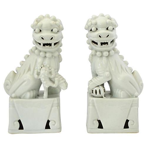 White Foo Dogs, S/2