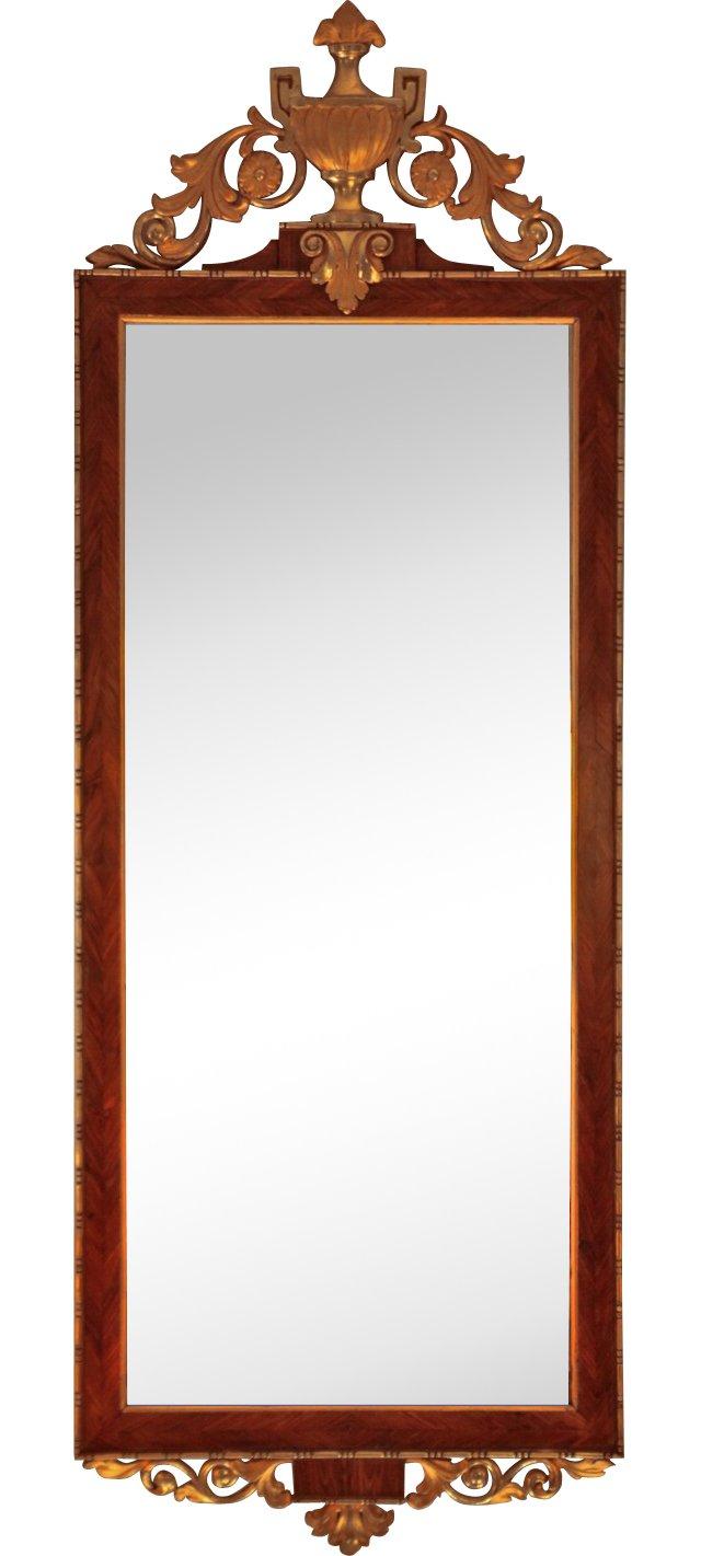 Empire Pier Mirror