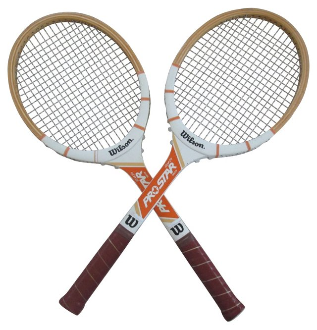 ProStar Youth Tennis Racquets, Pair