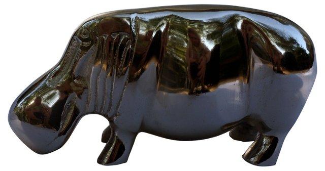 Midcentury Hippo