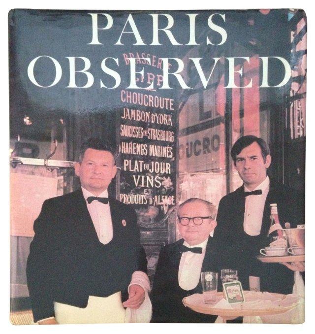 Paris Observed