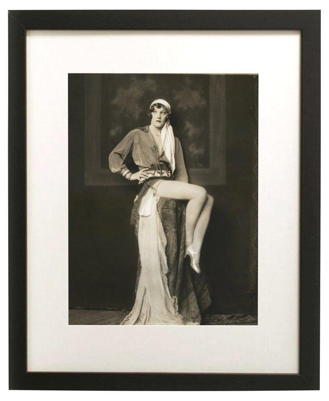 Ziegfeld Girl by A. C. Johnston
