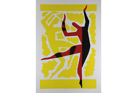 Dance of Life by S. J. Budnick, 1980