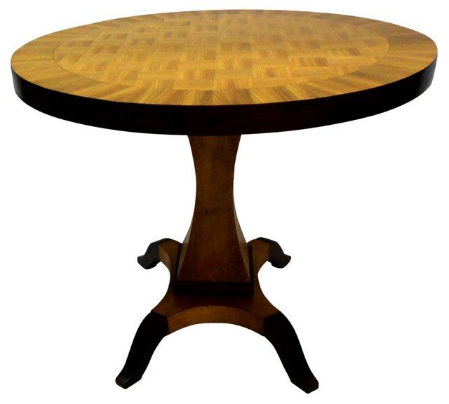 Swedish Biedermeier-Style Dining Table