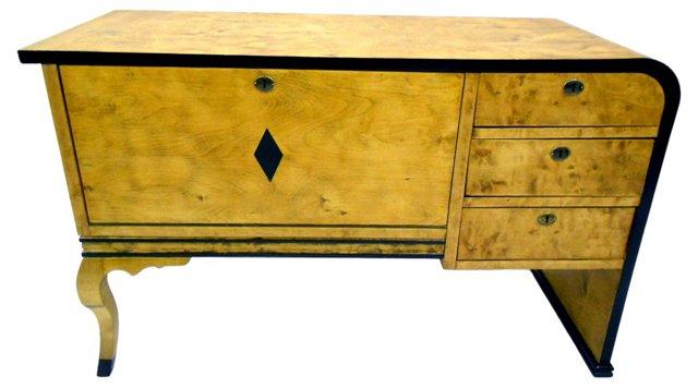 Danish Art Deco Cabinet