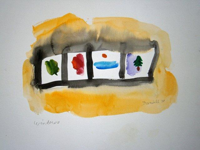 Windows Watercolor
