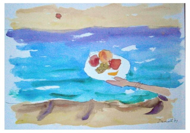 Have Some Fruit Seascape