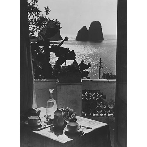 Original Capri Photograph