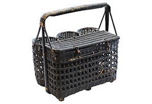 French Picnic Basket