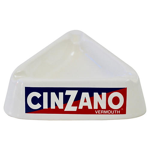 Italian Cinzano Ashtray