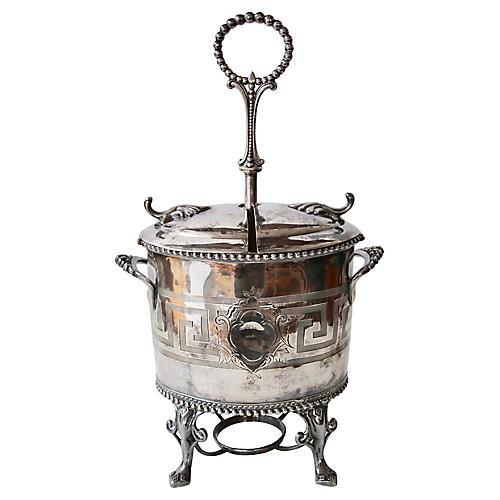 Antique English Egg Boiler