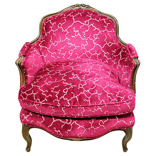 Petite French Bergère