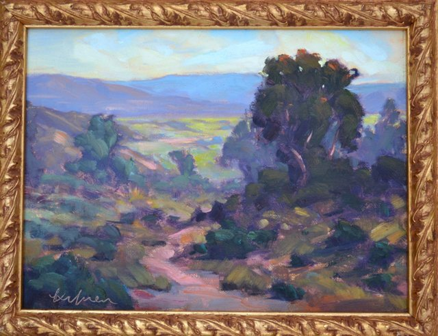 California Plein Air Landscape