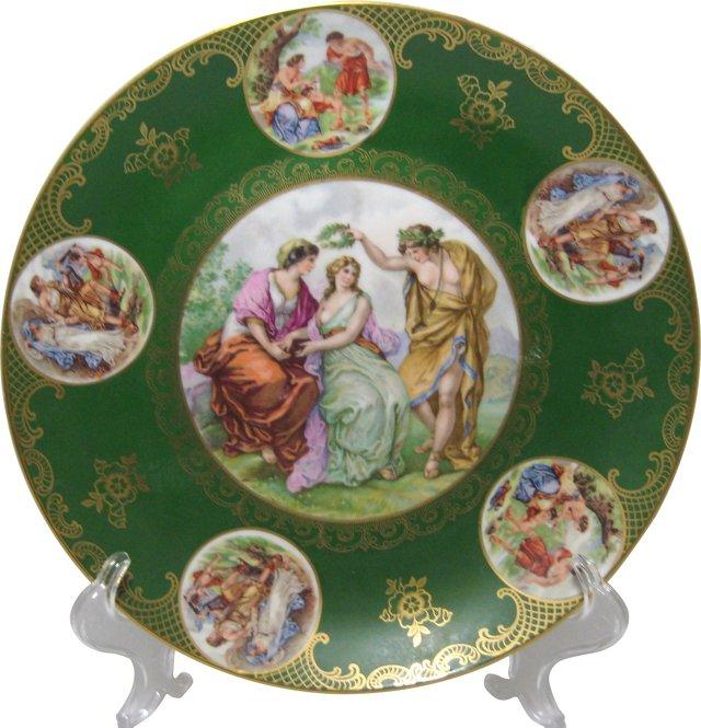 Goddess Plate