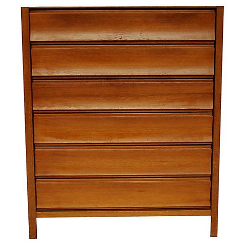 Brown-Saltman Tall Dresser