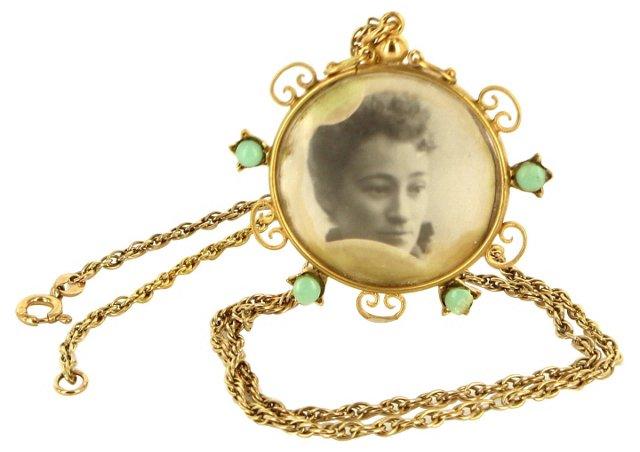Picture Pendant & Necklace