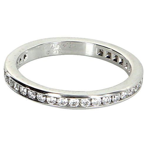 Tiffany & Co. Diamond Eternity Band