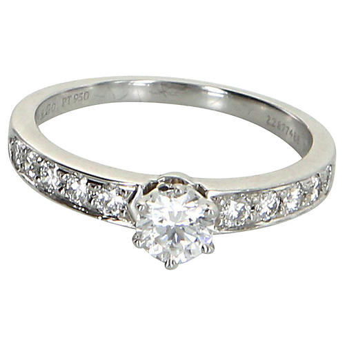 Tiffany & Co Diamond Enagement Ring