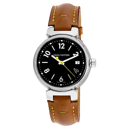 Louis Vuitton Tambour Watch 34mm
