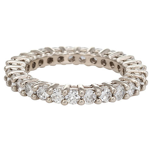 1.89ct Diamond Eternity Ring