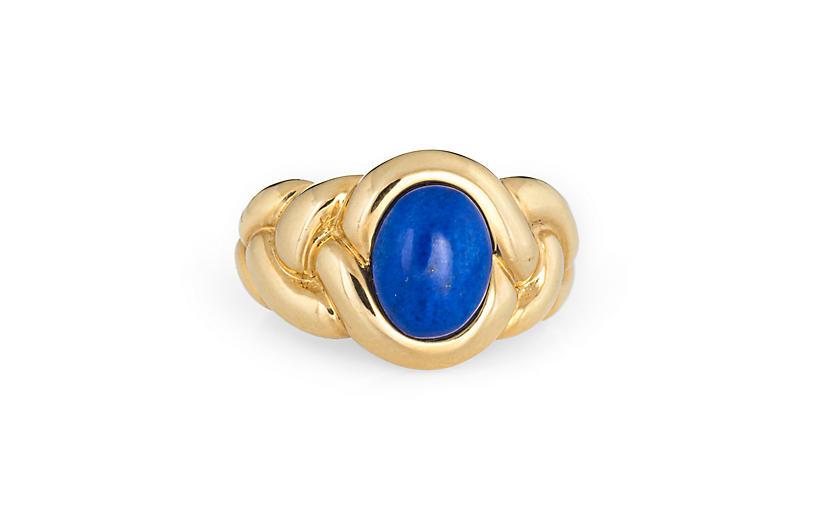 Van Cleef & Arpels Lapis Lazuli Ring