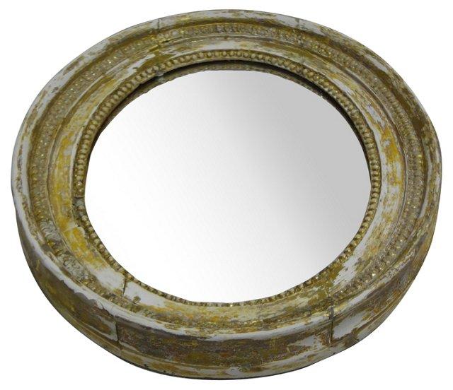 Swedish  Oval  Wall Mirror