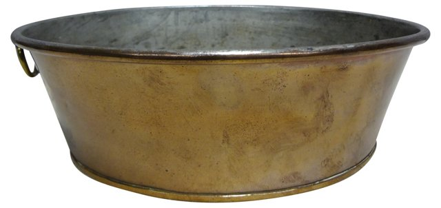 Swedish   Copper   Tub