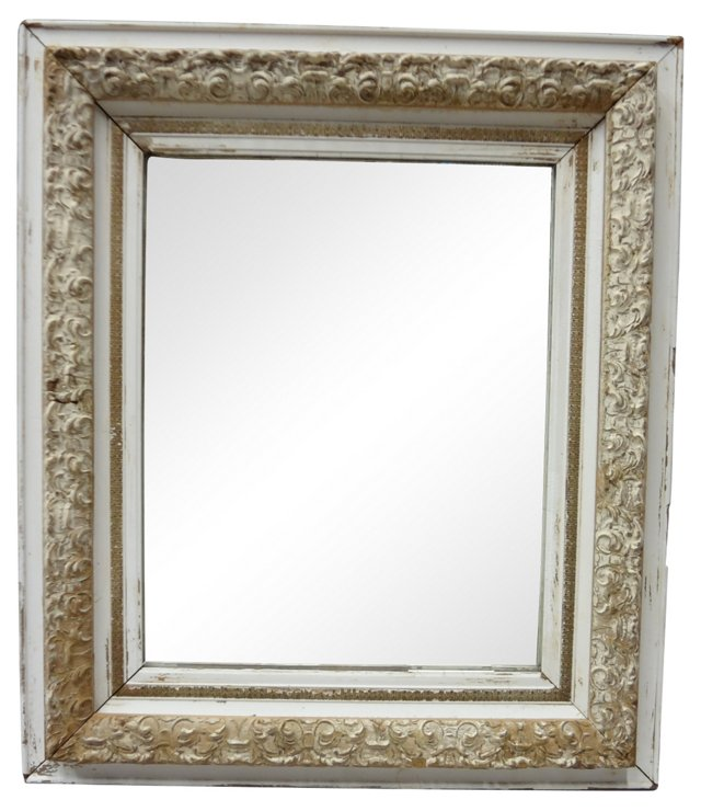 Swedish Gustavian-Style   Mirror