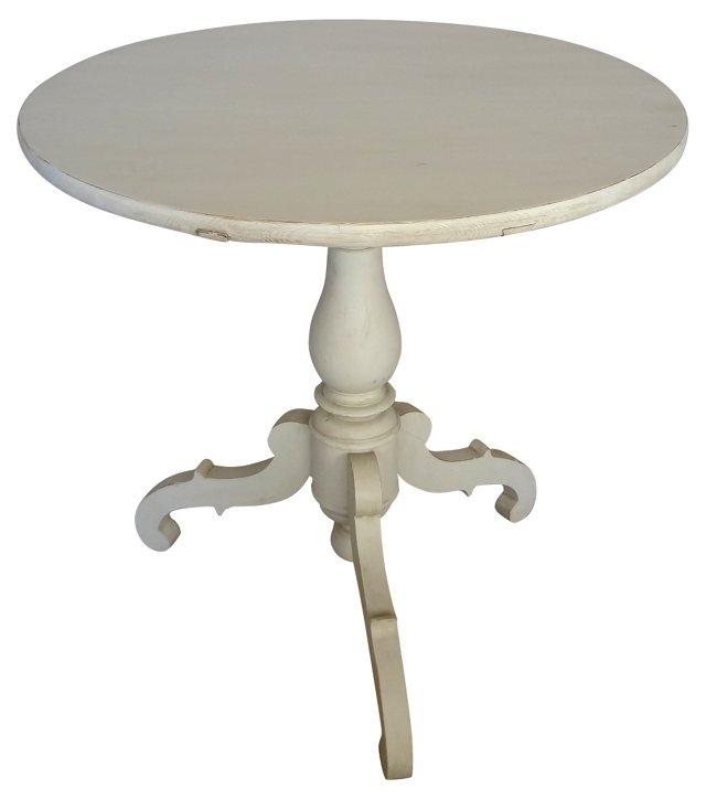 Swedish Tilt-Top Pedestal Table