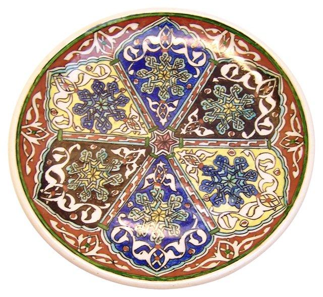 Turkish Wall  Plate